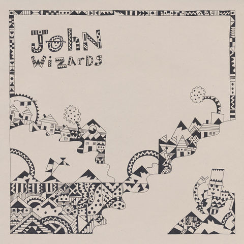 John,Wizards,‎–,LP,John Wizards, John Wizards, Planet Mu, Vinyl