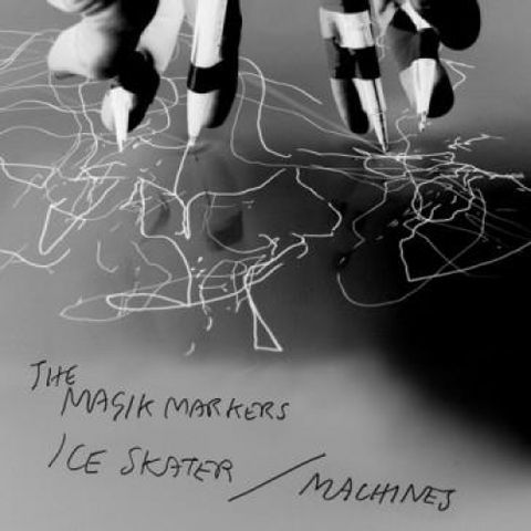 Magik,Markers,‎–,Ice,Skater,/,Machines,7,Magik Markers, Ice Skater / Machines, Drag City, 7, Vinyl