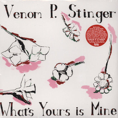 Venom,P.,Stinger,‎–,What's,Yours,Is,Mine,LP,Venom P. Stinger, What's Yours Is Mine, Drag City, vinyl, vinilo