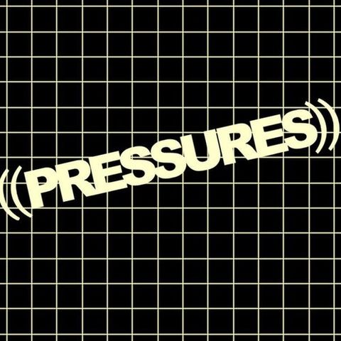 ((PRESSURES)),‎–,Self-Titled,LP, Self-Titled, Disko Obscura, LP, vinyl