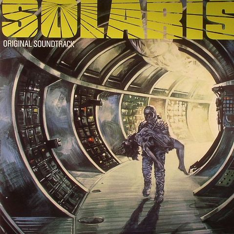 Edward,Artemiev,‎–,Solaris,Original,Soundtrack,LP,Edward Artemiev, Solaris Original Soundtrack LP, Mirumir, LP