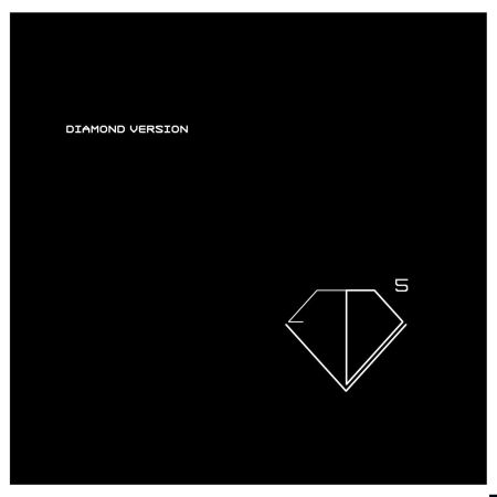 Diamond,Version,‎–,EP5,12,Diamond Version, EP5, LP, vinyl, Mute