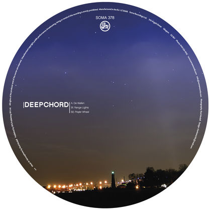 DeepChord,–,De,Wallen,EP, De Wallen, Soma Quality Recordings, LP, vinyl