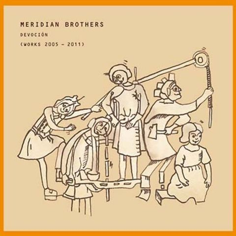 Meridian,Brothers,‎–,Devoción,(Works,2005,-,2011),LP,Trapist, The Golden Years, LP, Staubgold, vinilo, comprar, twosteprecords, two step records, Two-Step Records