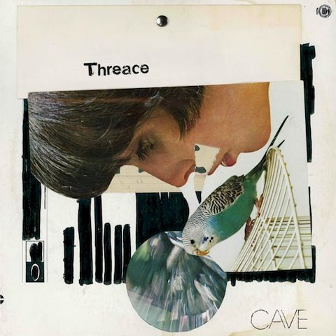 Cave,–,Threace,LP, Threace, Drag City, LP, vinilo, vinyl