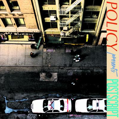 Policy,–,Postscript,LP, Postscript, 100% Silk, EP, vinyl