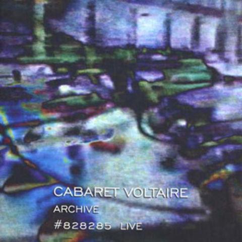 Cabaret,Voltaire,–,Archive,#828285,Live,3xCD,Boxset,Cabaret Voltaire, Archive #828285 Live, Intone, CD, Boxset