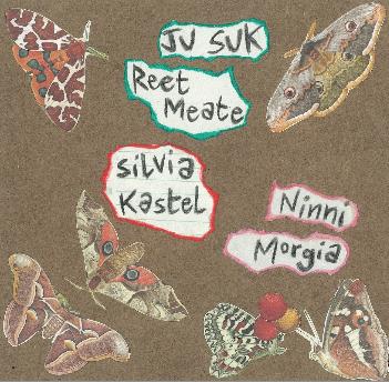 Silvia,Kastel,,Ninni,Morgia,&,Ju,Suk,Reet,Meate,–,Le,Puss,LP,Silvia Kastel, Ninni Morgia & Ju Suk Reet Meate, Le Puss Puss, Altvinyl, LP, vinyl