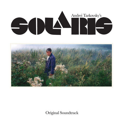 Eduard,Artemiev,‎–,Solaris,Original,Soundtrack,LP,Eduard Artemiev, Solaris Original Soundtrack, Superior Viaduct, LP, vinyl