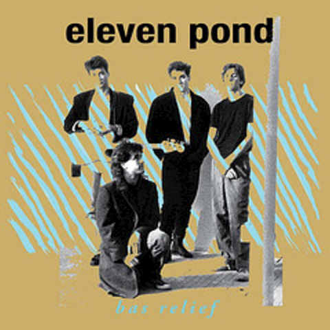 Eleven,Pond,‎–,Bas,Relief,LP,Eleven Pond, Bas Relief, Dark Entries, LP, vinyl