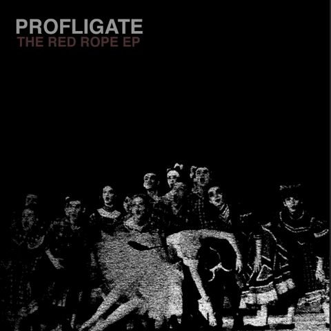 Profligate,‎–,The,Red,Rope,EP, The Red Rope EP, DKA Records, vinyl