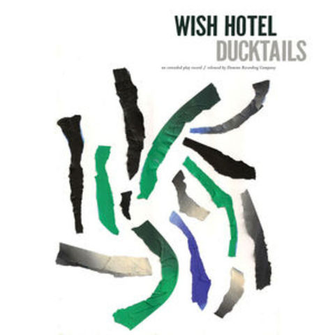 Ducktails,–,Wish,Hotel,EP, Wish Hotel, vinilo, Domino, LP