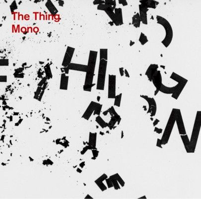 The,Thing,‎–,Mono,2xLP,The Thing, Mono, Smalltown Superjazz, LP, vinyl