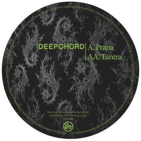 Deepchord,–,Prana,/,Tantra,EP, Prana / Tantra, Soma Quality Recordings, LP, vinyl