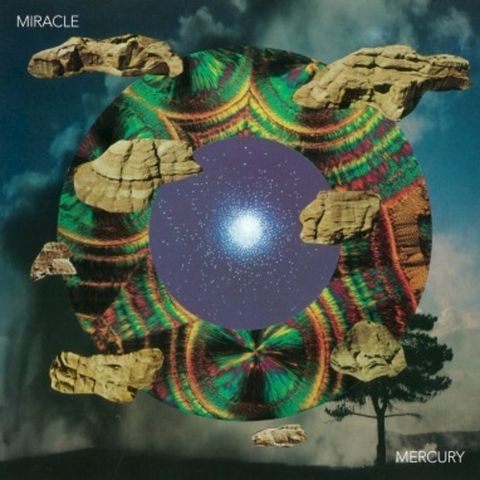 Miracle,‎–,Mercury,LP, Mercury, Planet Mu, Vinyl