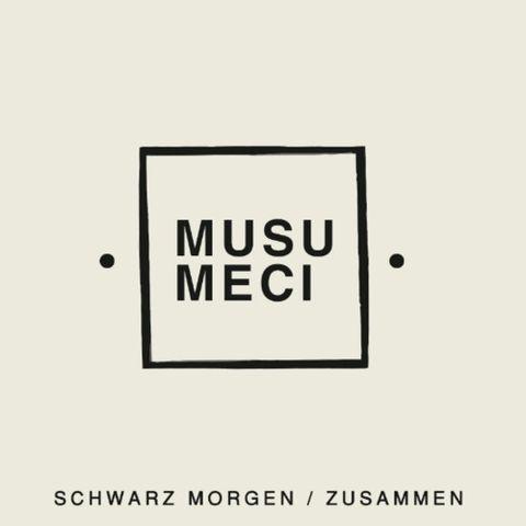 Musumeci,–,Schwarz,Morgen,/,Zusammen,LP, Schwarz Morgen / Zusammen, Mannequin, vinilo, comprar, twosteprecords