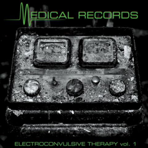 Various,‎–,Electroconvulsive,Therapy,Vol,1,LP, Electroconvulsive Therapy Vol 1, Medical, vinyl, LP