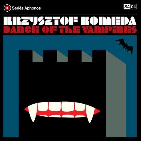 Krzysztof,Komeda,‎–,Dance,of,the,Vampires,LP+CD,Krzysztof Komeda, Dance of the Vampires, Bronzerat, LP, vinyl