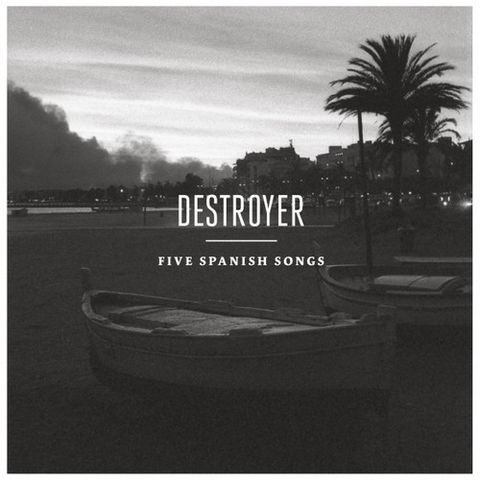 Destroyer,‎–,Five,Spanish,Songs,EP, Five Spanish Songs, Merge, LP, vinyl