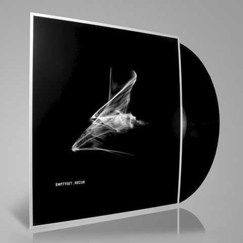 Emptyset,–,Recur,LP, Recur, Raster-Noton, LP, Vinyl