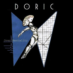 Doric,‎–,Over,Mentality,LP, Over Mentality, Fabrika Records, LP, vinyl