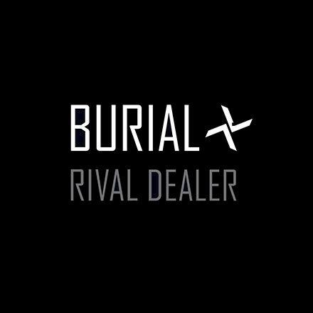 Burial,–,Rival,Dealer,EP, Rival Dealer, EP, vinyl, Hyperdub