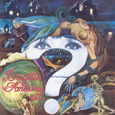 Brigitte,Fontaine,–,Est...Folle,LP,Brigitte Fontaine, Brigitte Fontaine Est...Folle, Superior Viaduct, LP, vinyl