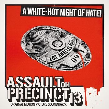 John,Carpenter,‎–,Assault,On,Precinct,13,LP+Poster,John Carpenter, Assault On Precinct 13, Death Waltz, LP, vinyl