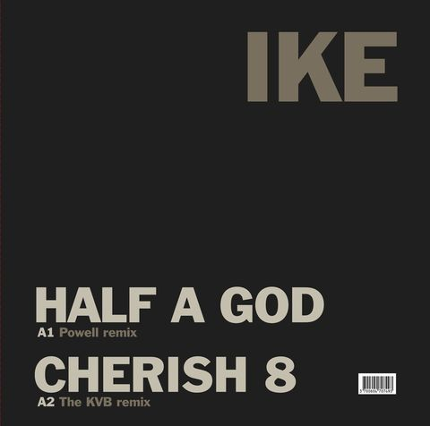 Ike,Yard,‎–,Remixes,#,3,EP,Ike Yard, Remixes # 3, Desire Records, LP