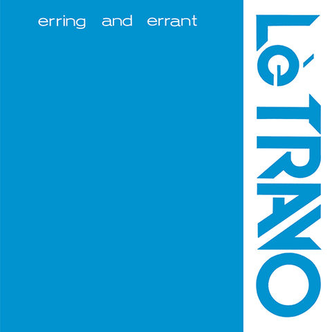 Lè,Travo,‎–,Erring,And,Errant,LP,Lè Travo, Erring And Errant, Dark Entries, LP, vinyl