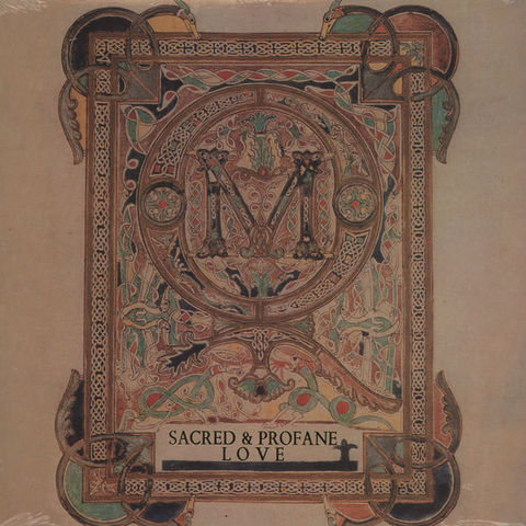 Maria,Minerva,,Sacred,&amp;,Profane,Love,EP,12, 100% Silk, Maria Minerva, 2011, vinilo, comprar, twosteprecords, two step records, Two-Step Records