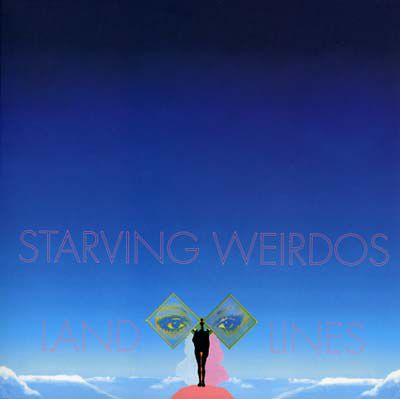 Starving,Weirdos,,Land,Lines,LP, Amish Records, 2012, Starving Weirdos, Land Lines, vinilo, comprar, twosteprecords, two step records, Two-Step Records