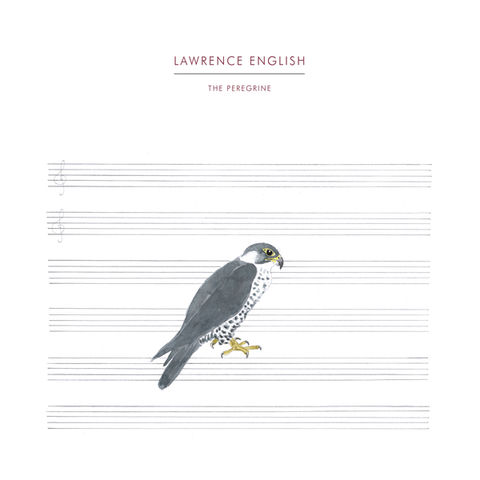 Lawrence,English,,The,Peregrine,LP,Lawrence English, The Peregrine, Experimedia, LP, 2011, vinilo, comprar, twosteprecords, two step records, Two-Step Records