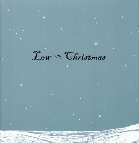 Low,,Christmas,LP, Christmas, Kranky, LP, Vinyl, vinilo, comprar, twosteprecords, two step records, Two-Step Records