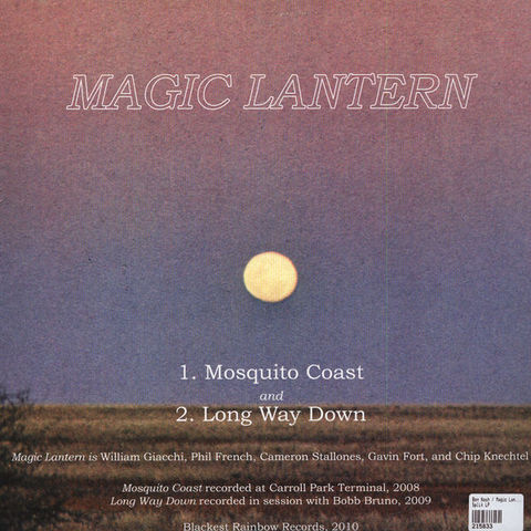 Ben,Nash,/,Magic,Lantern,,Split,LP,Ben Nash / Magic Lantern, Blackest Rainbow, LP, vinilo, comprar, twosteprecords, two step records, Two-Step Records