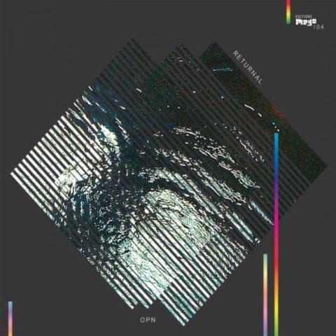 Oneohtrix,Point,Never,-,Returnal,LP,Oneohtrix Point Never, Returnal, Mego, LP, vinilo, vinyl, twosteprecords