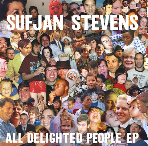 Sufjan,Stevens,,All,Delighted,People,EP,2xLP,Sufjan Stevens, All Delighted People EP, Asthmattic Kitty, vinyl, vinilo