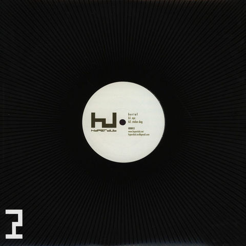 Burial,-,Street,Halo,EP, Kindred, EP, vinyl, Hyperdub