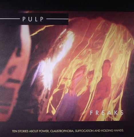 Pulp,-,Freaks,(Reissue),2xLP, Freaks, vinyl, Fire, reissue