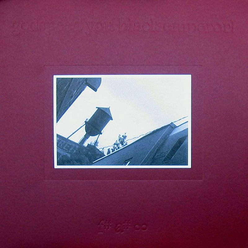 Godspeed You Black Emperor! – F# A# ∞ LP - product images