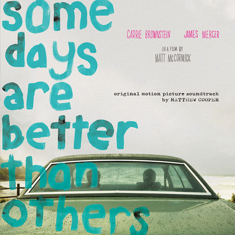 Matthew,Cooper,,Some,Days,Are,Better,Than,Others,OST,LP,Matthew Cooper, Some Days Are Better Than Others, OST, LP, Temporary Residence, Vinyl