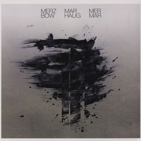 Merzbow,/,Marhaug,-,Mer,Mar,LP, Marhaug, Editions Mego, Mer Mar, LP, vinyl