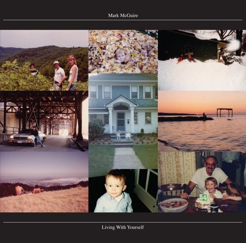 Mark McGuire – Living With Yourself CD - product images