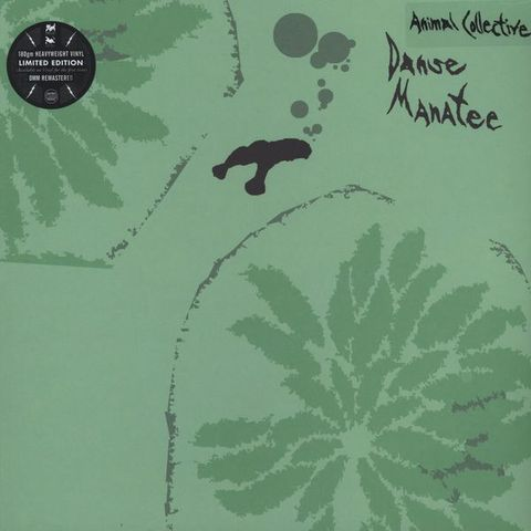 Animal,Collective,-,Danse,Manatee,LP,Animal Collective, Danse Manatee, LP, vinilo, Fat Cat