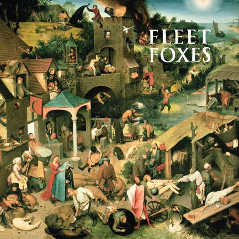 Fleet,Foxes,–,2xLP,Fleet Foxes, Fleet Foxes, 2xLP, vinilo, Sub Pop