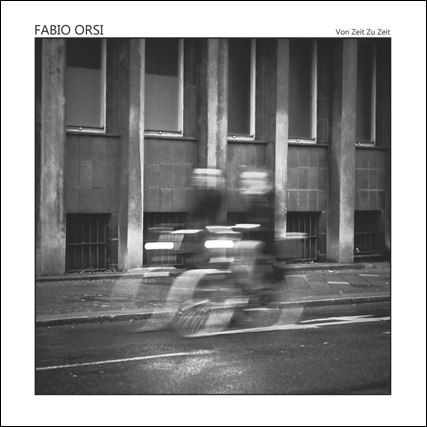 Fabio,Orsi,,Von,Zeit,Zu,LP,(Orange,Ltd.,Ed.),/,Fabio Orsi, Von Zeit Zu Zeit, LP, vinilo, Backwards
