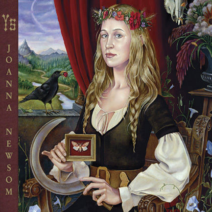 Joanna,Newsom,,Ys,2xLP,Joanna Newsom, Ys, Drag City, vinyl, vinilo