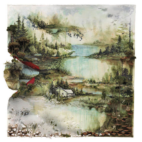 Bon,Iver,–,Iver,,LP,Bon Iver, Jagjaguwar, Vinyl, vinilo, comprar, twosteprecords, two step records, Two-Step Records