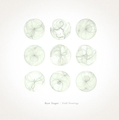 Ryan,Teague,–,Field,Drawings,LP/CD,Ryan Teague, Field Drawings, LP, vinyl, CD, Village Green
