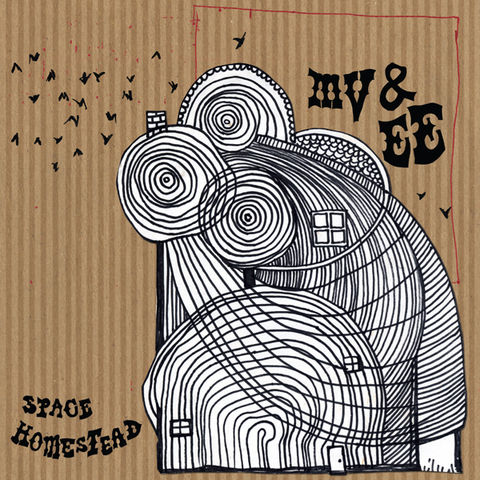 MV,&,EE,‎–,Space,Homestead,LP,MV & EE, Space Homestead, Woodsist, Vinyl, LP, vinilo, comprar, twosteprecords, two step records, Two-Step Records